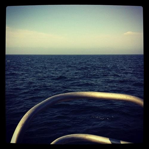 Santa cruz trip ocean
