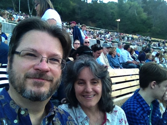 Hollywood bowl douglas rosanne