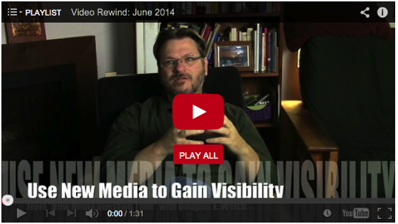 Video Rewind: June 2014: A monthly review of my recent videos -- 11 videos