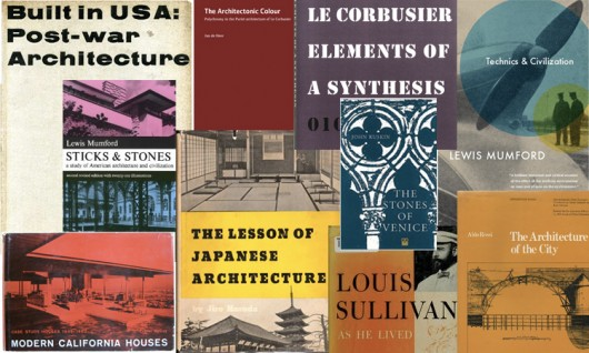 25 Free Architecture Books You Can Read Online via Arch Daily