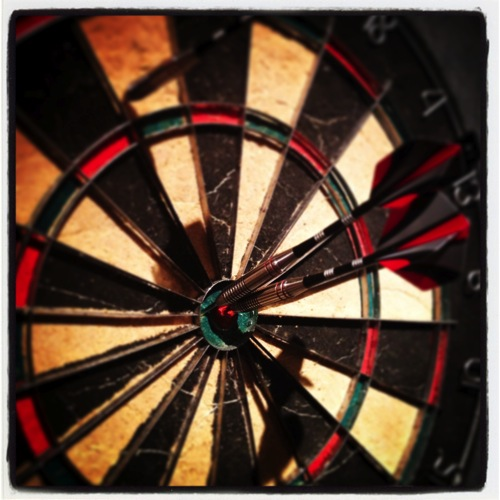 Photo: Darts via #instagram