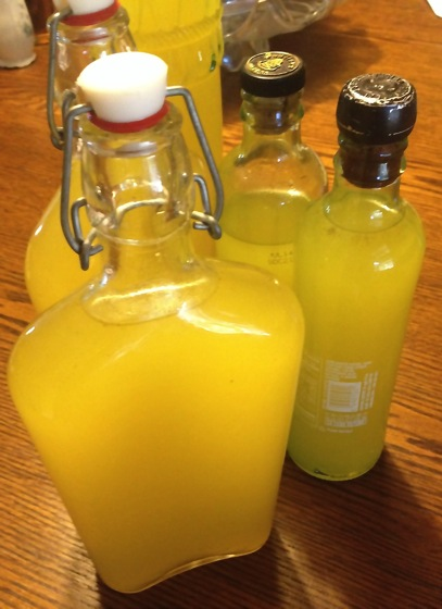 Photo: Limoncello Production for 2014