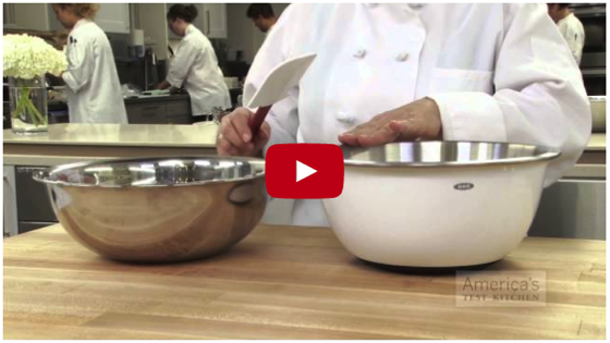 This Video Helps You Choose The Best Mixing Bowls for Your Kitchen via Lifehacker