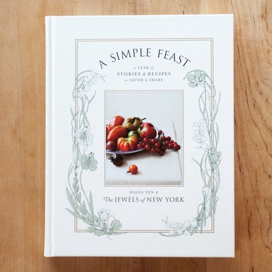 Celebrate Your Friday with a Simple Feast - A New Cookbook via The Kitchn