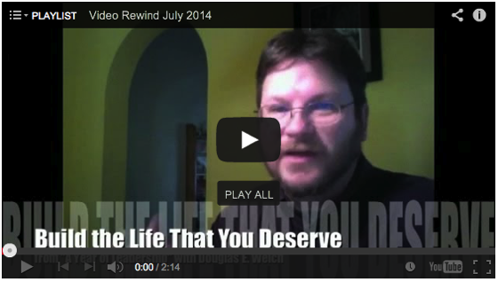Video Rewind: July 2014: A monthly review of my recent videos -- 30 videos