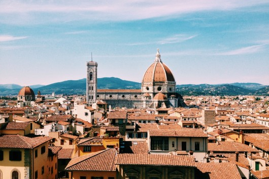 Video: Solving the Mysteries of Brunelleschi's Dome via Arch Daily