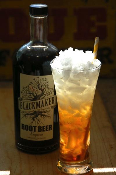Blackmaker Rootbeer Cocktails via BevMo