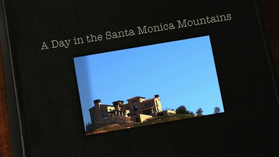 Video: A Day on the Santa Monica Mountains - Photo Montage