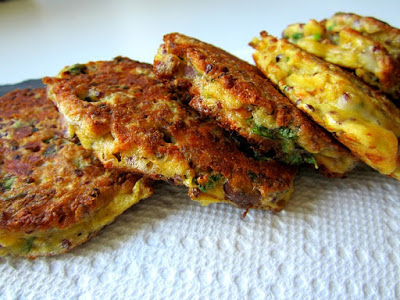 Leftover Quinoa: Make Patties via Stacey Snacks