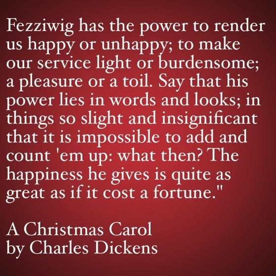 Christmas carol 25