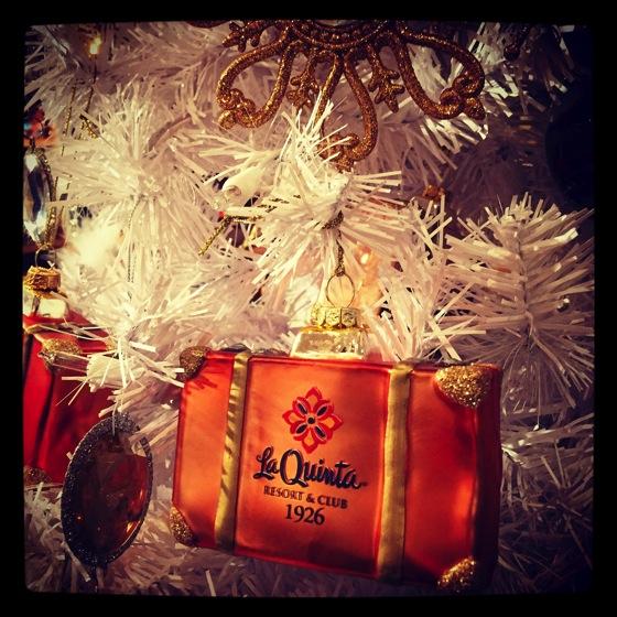 La quinta ornament