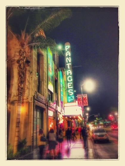 Photos: Pantages Theater 3 ways Google+