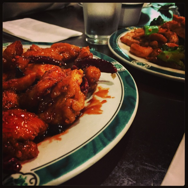 Photo: Our Traditional Christmas Eve Chinese Dinner via #instagram