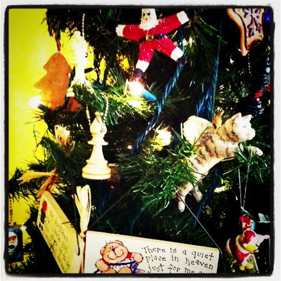 Photo: Our Christmas Tree 2010 via #instagramPhoto: Our Christmas Tree 2010 via #instagram