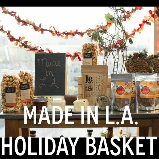 Food: Made in LA Holiday Basket Now Available