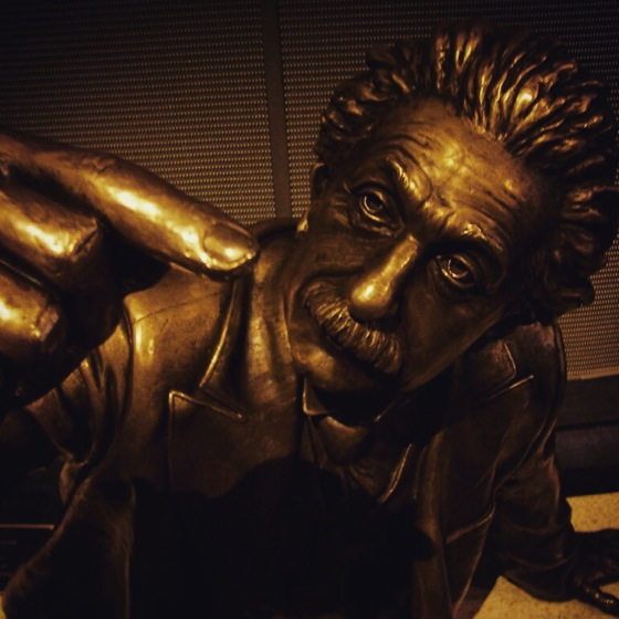 Photo: Einstein Statue at Griffith Observatory, Griffith Park, Los Angeles, CA via #instagram