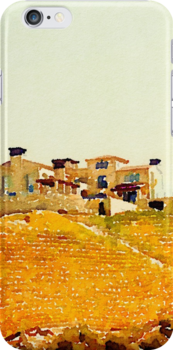Products: Villa in the Vineyard Watercolor — my photography on smartphone cases, cards, totes and more!