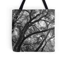 Oak tree tote