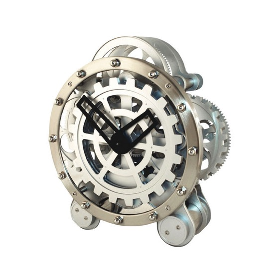 Mechanical Wonder Mantel Clock from Dot & Bo