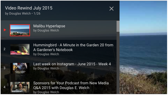 Video Rewind for July 2015 – What did you miss on DouglasEWelch .com? — 26 Videos [Video]