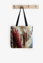 Autumn harvest tote