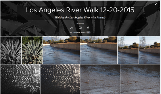 Places LA: Few Minutes by the Los Angeles River [Video]