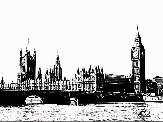 Houses of Parliament, London, UK - Get a variety of products with this design and more!