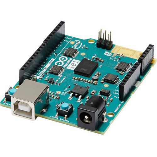 Liked: The New Arduino 101 (Genuino 101) – Unboxing, Set Up, and Comparing it to the Arduino Uno [Video]