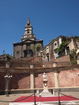 Chiesa Madre Sicilia Trecastagni Italy  6