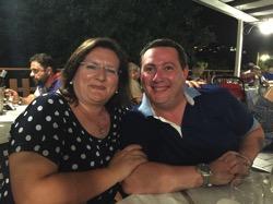 Daniela and Marcello s 14th Anniversary Dinner at La Polena  1