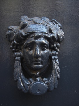 Door knocker Catania  1