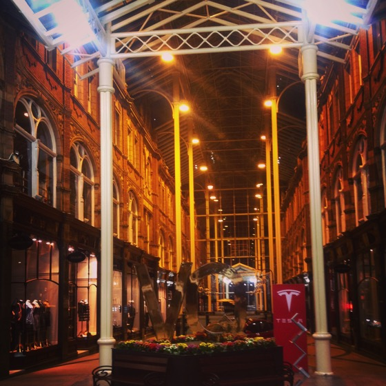 One of the many arcades in Leeds, UK #leeds #uk #travel #building #structure #arcade #architecture