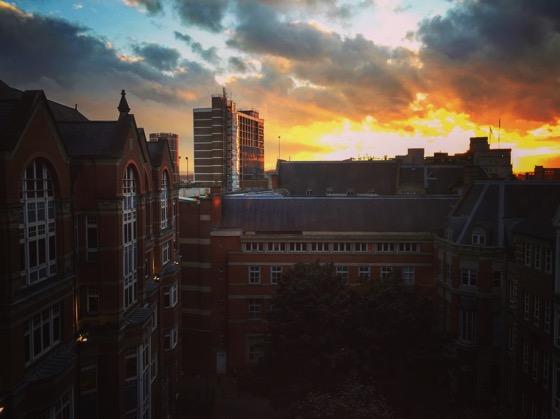 Leeds Morning via Instagram [Photo]