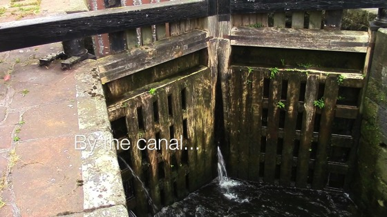Places UK: By the canal...Leeds from My Word with Douglas E. Welch