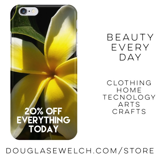Get this Plumeria Blossom smartphone case and much more exclusively from http://DouglasEWelch.com/store #flowers #garden #products #home #technology #clothing #arts #crafts