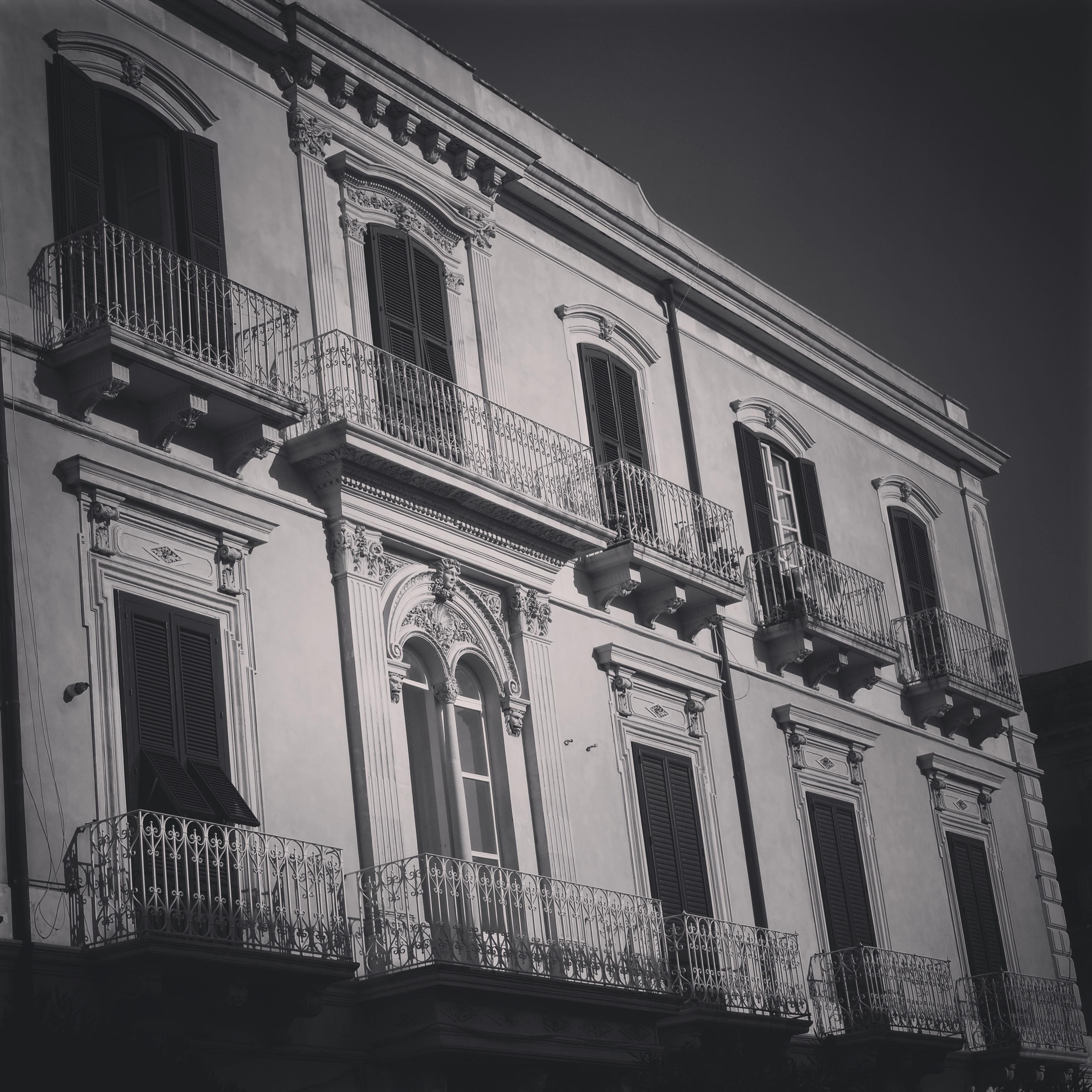 Siracusa Architecture via Instagram [Photo]