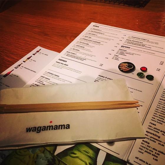 Wagamama 1
