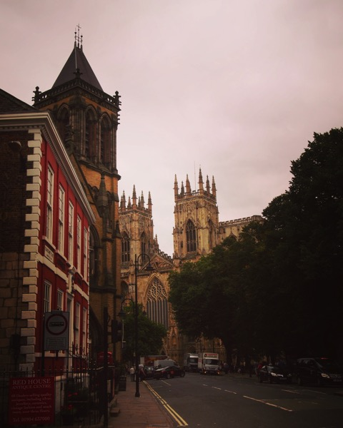 York and York Minster #york #uk #travel #architecture #city #history