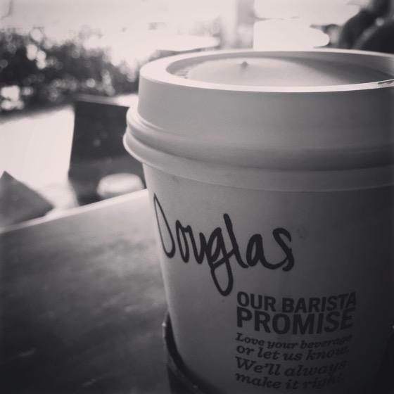 Coffee Break #coffee #drink #food #bw #blackandwhite #blackandwhitephotography
