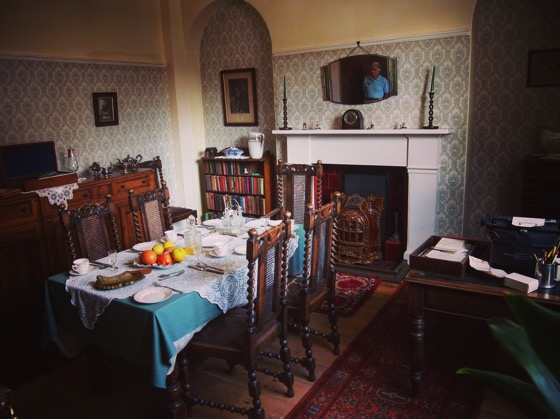 Herriot Dining Room #jamesherriot #travel #thirsk #uk #books #allcreaturesgreatandsmall