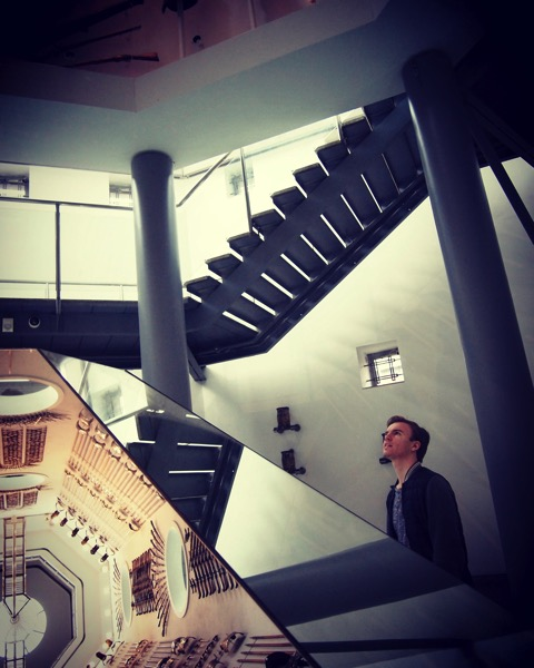 @gogojosephw at the Royal Armouries Musuem, Leeds, UK #museum #leeds #uk #travel #history @royalarmouriesmuseum