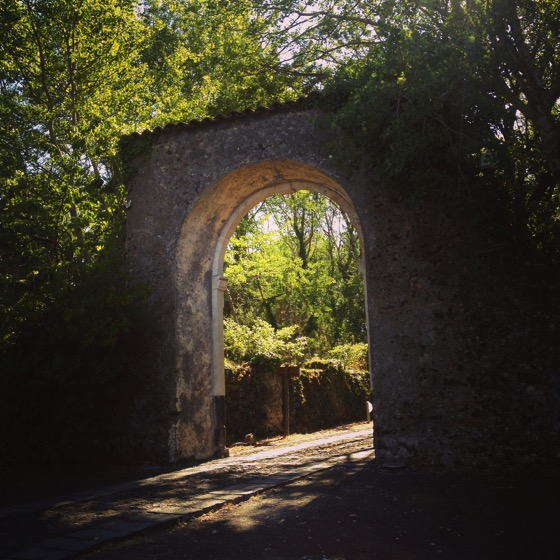 Monastery at Parco dell'Etna via Instagram [Photo]