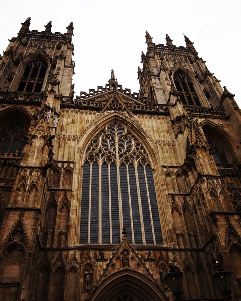 York Minster, York, UK #travel #architecture #building #structure #york #uk #yorkshire #church