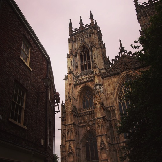 York Minster, York, UK #york #uk #travel #architecture #church #building #structure