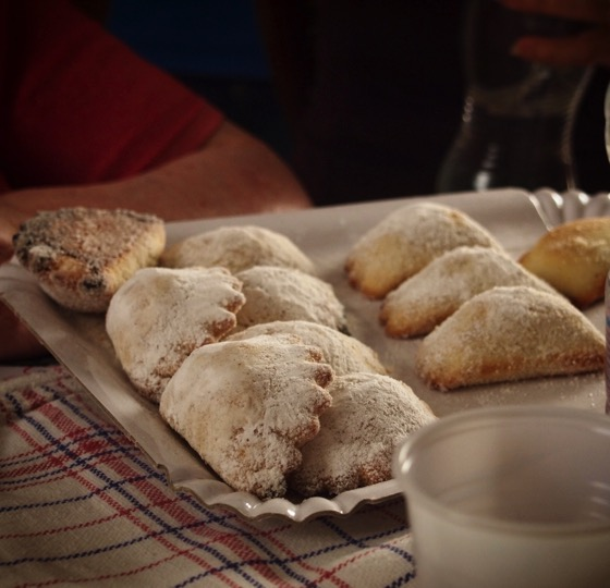 Cassatelle di Agira, Sicily, Italy #pastry #dessert #italy #sicily #agira #food
