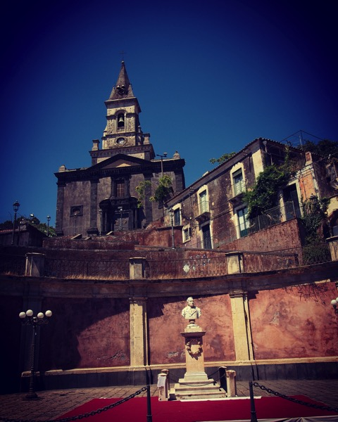 Chiesa Madre, Trecastagni, Sicily, Italy 2 #architecture #sicily #italy #church #travel