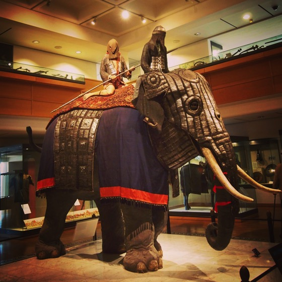 Elephant Armor, Royal Armouries Museum, Leeds, UK #leeds #uk #travel #history #armor #museum
