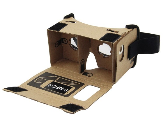 Google Cardboard 3d Vr Virtual Reality DIY 3D Glasses | Douglas E. Welch Gift Guide 2016 #19