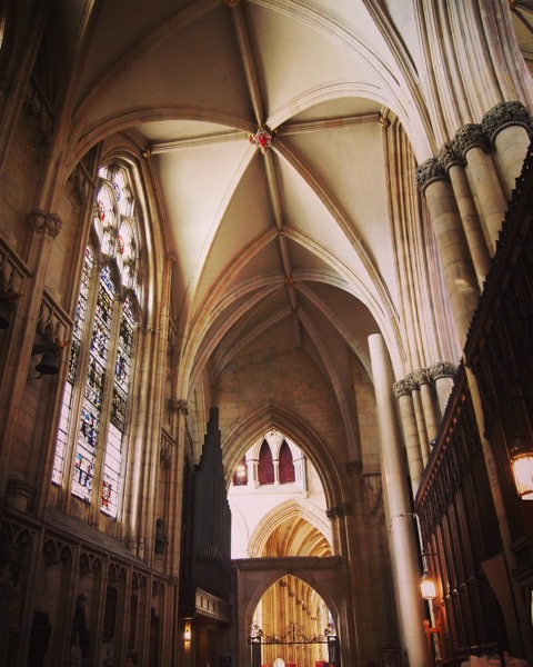 York Minster, York, UK #travel #architecture #york #uk #history