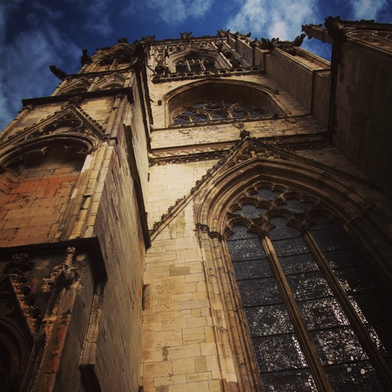 York Minster Exterior, York, UK #architecture #york #uk #architecture #travel
